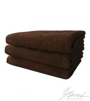 Beach towel Riton brown
