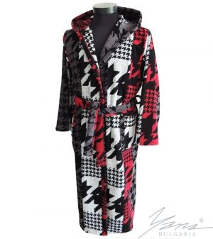 Teens' bathrobe T 125